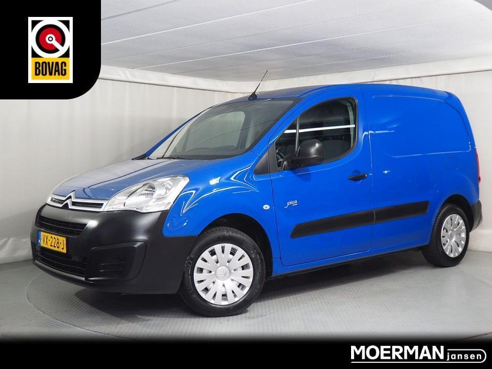 Citroën Berlingo 1.6 hdi 75 bus. economy 3-persoons / airco / navigatie / 1e eig / prijs ex btw.