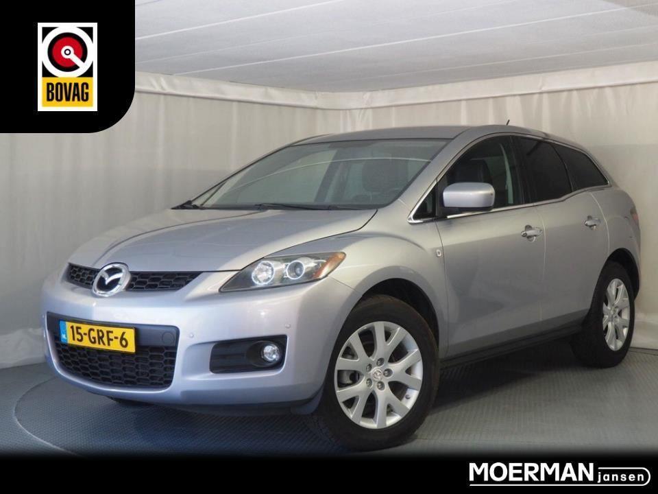 Mazda Cx-7 2.3 turbo automaat / dealeronderhouden / luxe uitvoering