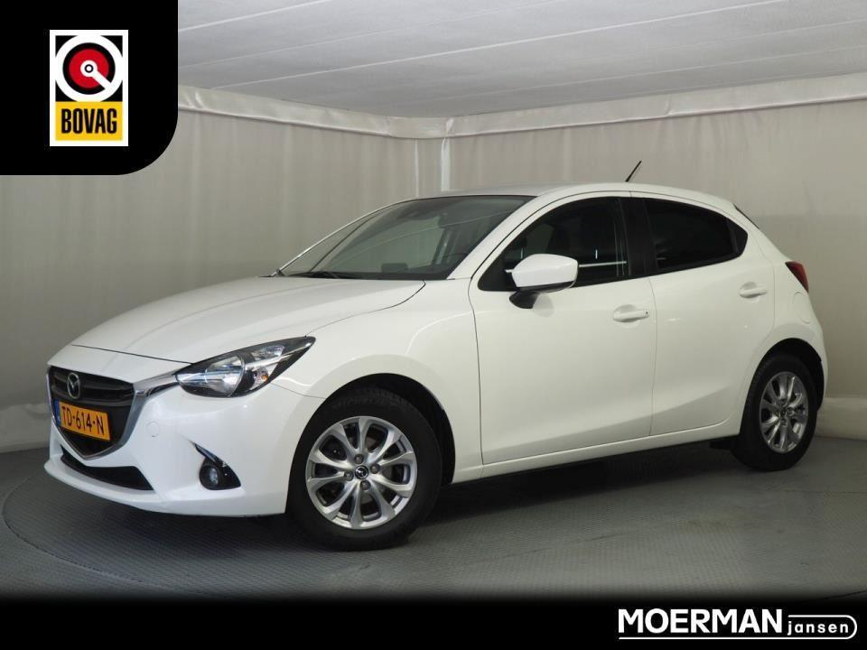 Mazda 2 1.5 skyactiv-g intro edition / automaat / 5-drs / navigatie