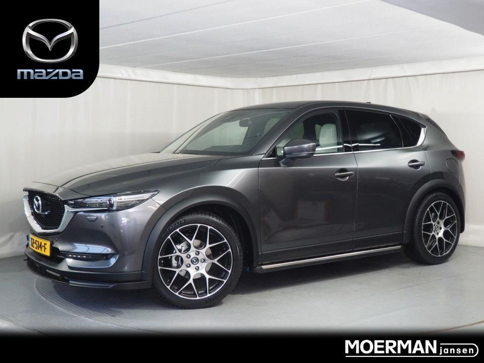 Mazda Cx-5 Rogue edition! demo voertuig