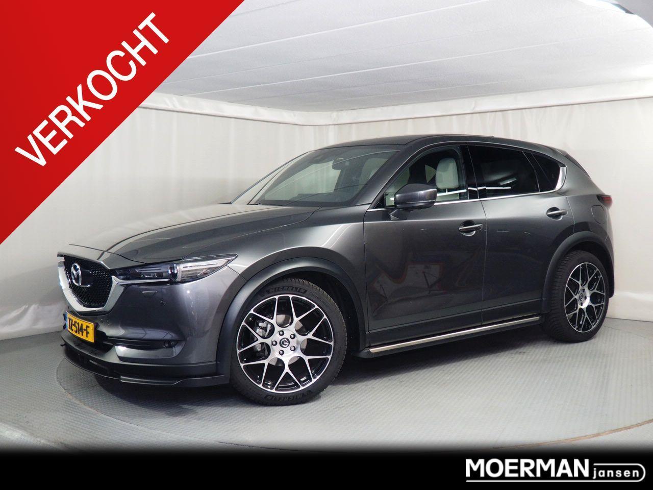 Mazda Cx-5 Rogue edition! / verkocht