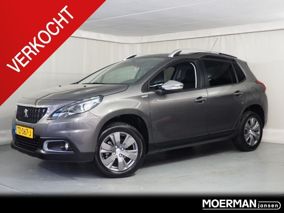 Peugeot 2008 1.2 puretech style / 2018 / navigatie / 12.000km / verkocht