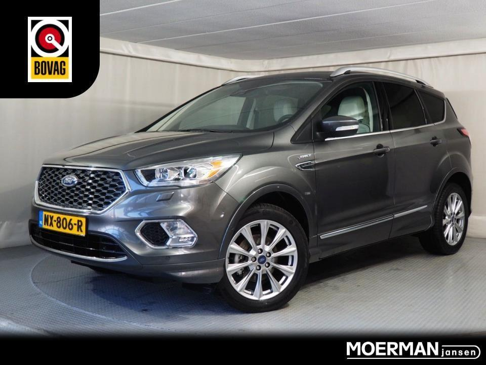 Ford Kuga Vignale / panorama dak / navigatie / cruise ctrl / leder / nederlandse auto van 1e eigenaar /