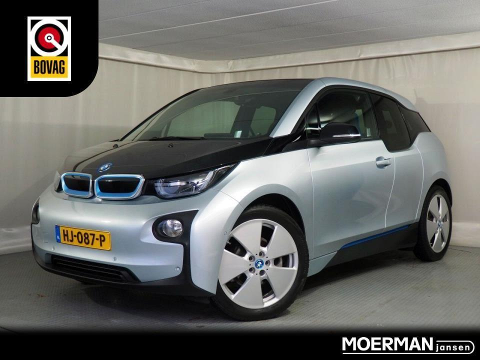 Bmw I3 Basis comfort advance / navigatie / camera / panod ak
