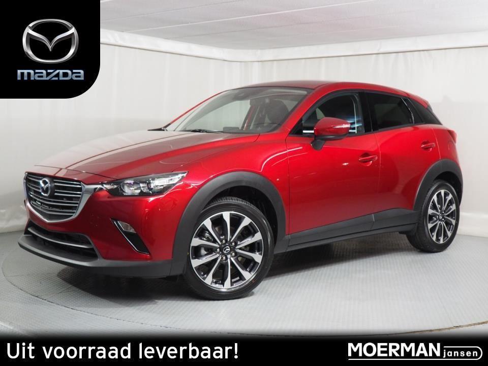 Mazda Cx-3 Sport selected / actiemodel / dab+ / navigatie / uit voorraad leverbaar