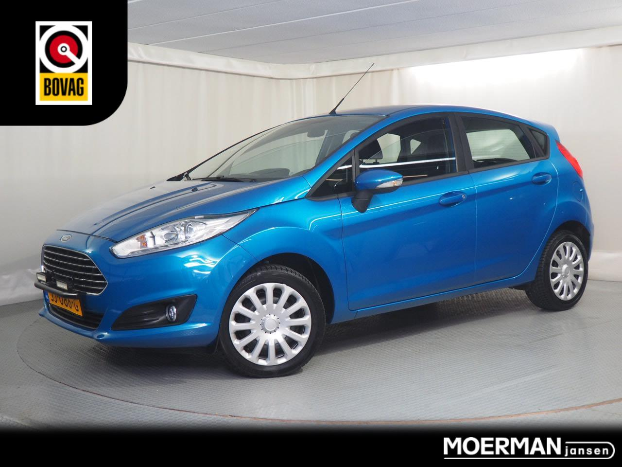 Ford Fiesta 1.0 style / 5 drs / navigatie / airco / led lampen / 54.000km