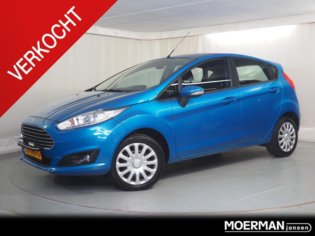 Ford Fiesta 1.0 style verkocht
