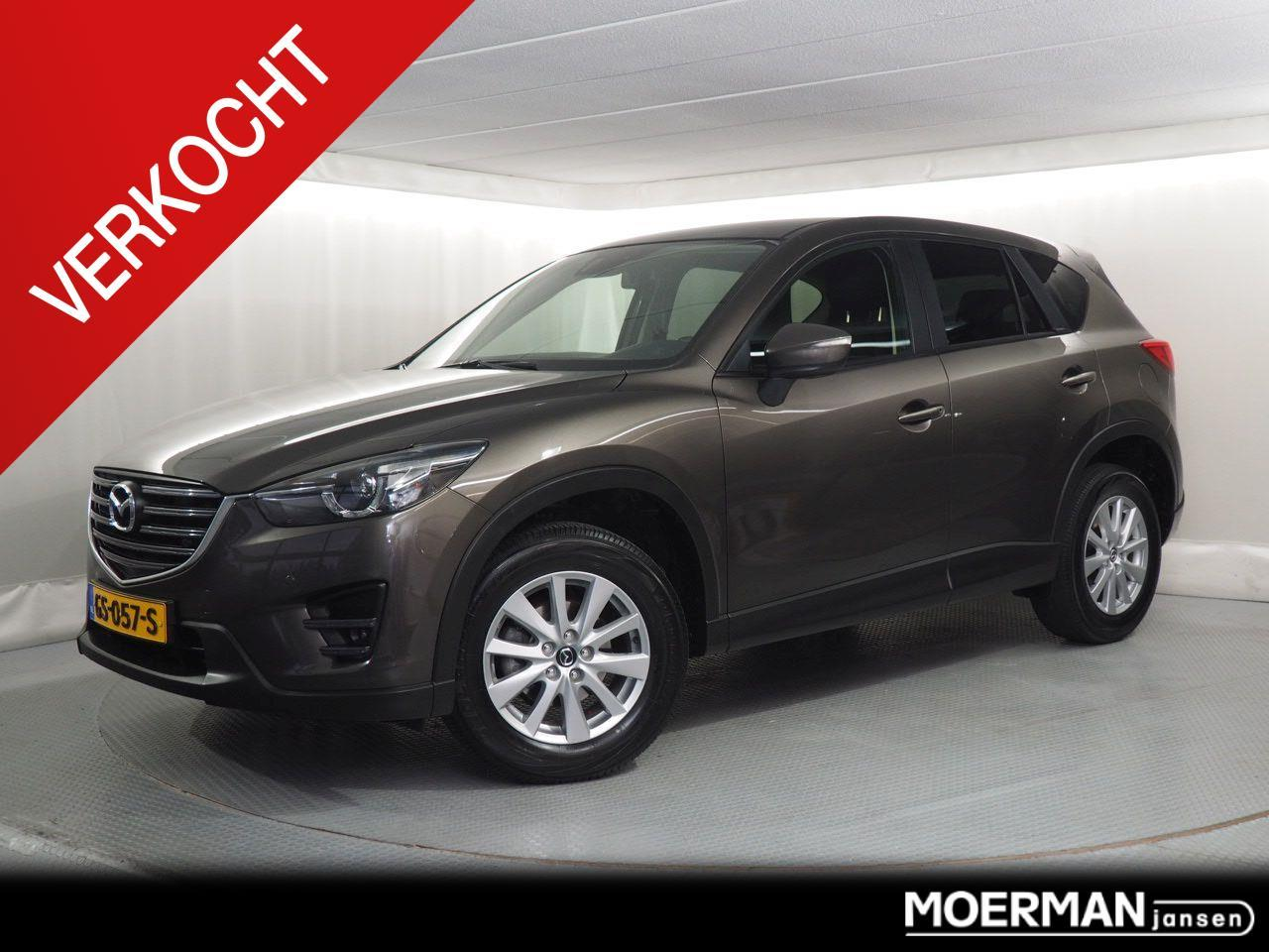Mazda Cx-5 2.0 ts+ / verkocht