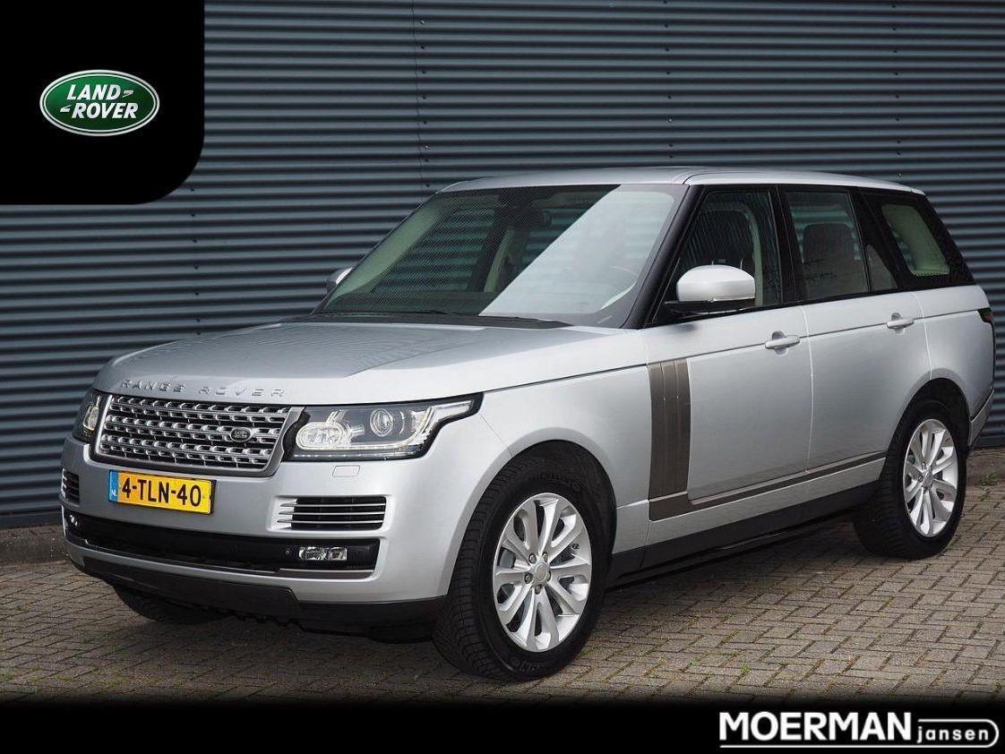 Land rover Range rover 3.0 tdv6 vogue nederlandse auto / premium audio / dealer onderhouden