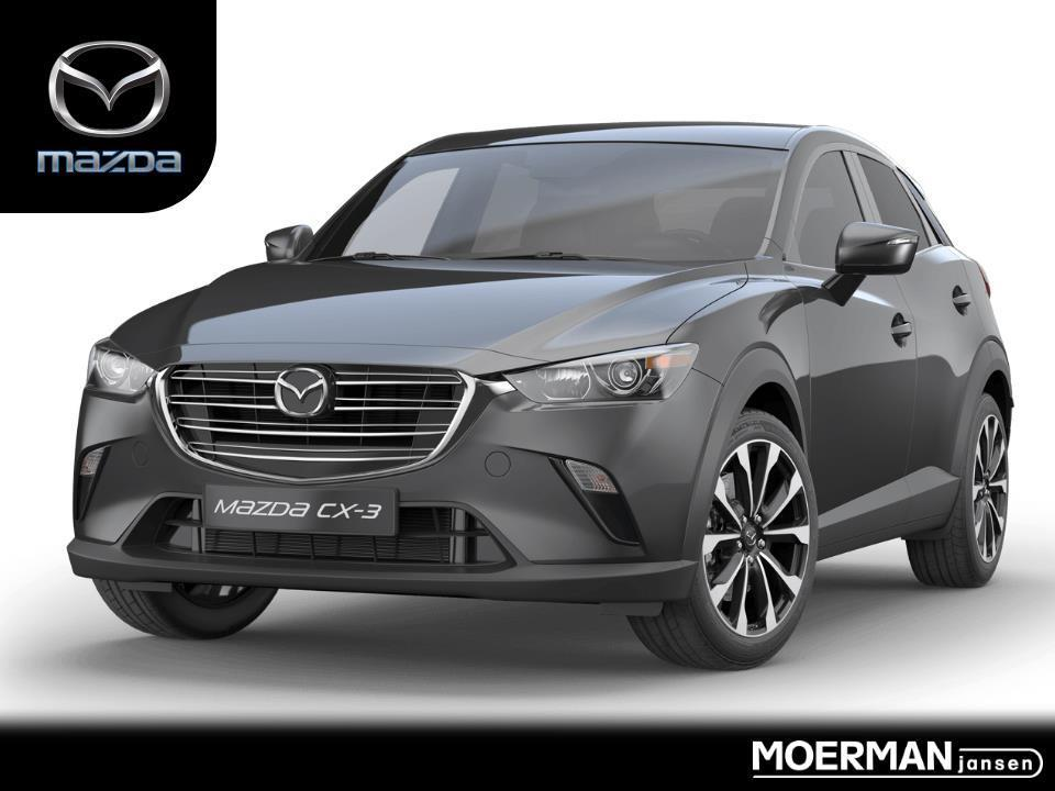 Mazda Cx-3 Sport selected / actiemodel / navigatie / 18 inch velgen / uit voorraad leverbaar