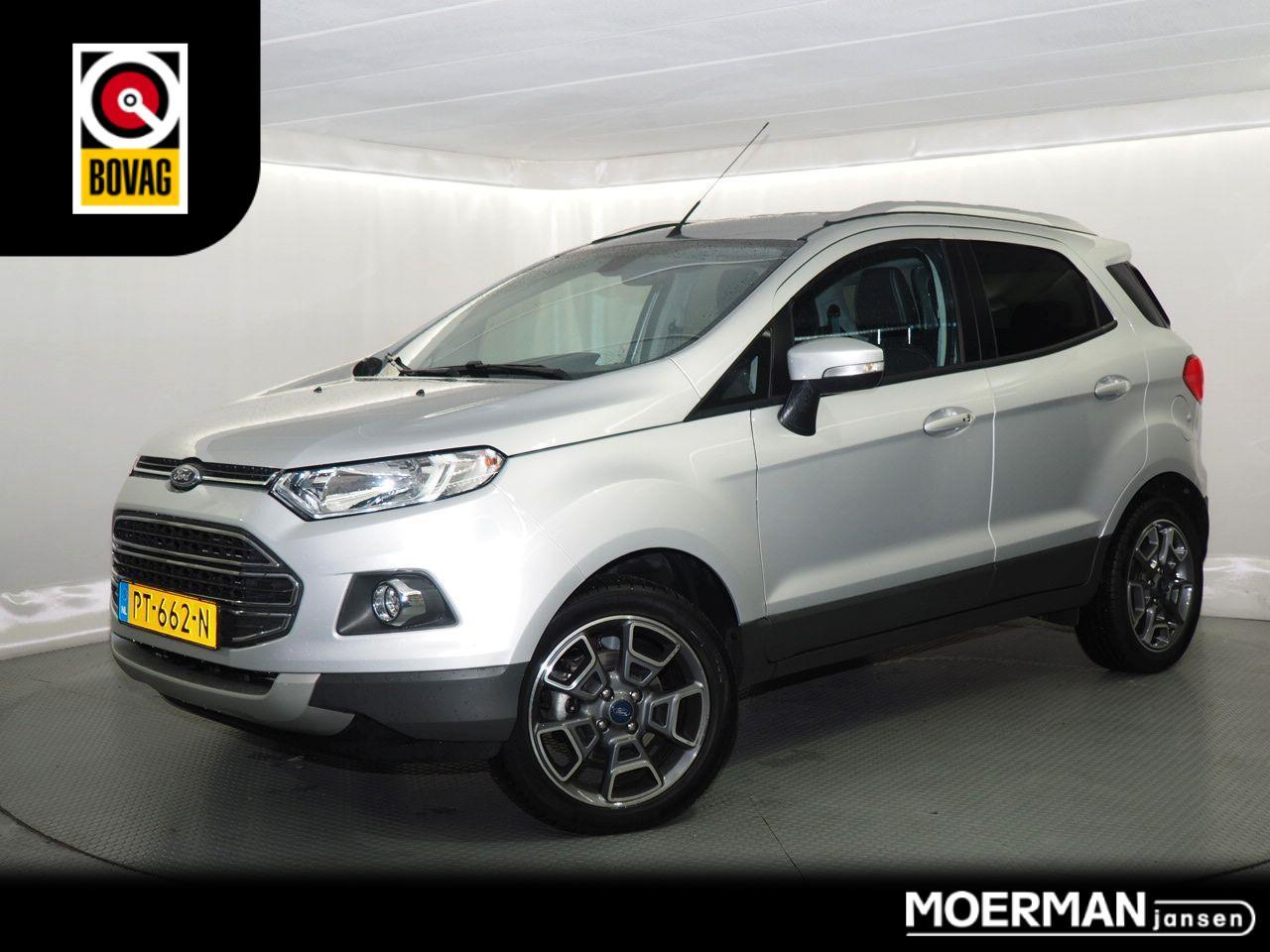 Ford Ecosport 1.5 ti-vct titanium automaat / navigatie / 1e eig / climate & cruise control / 20.000km