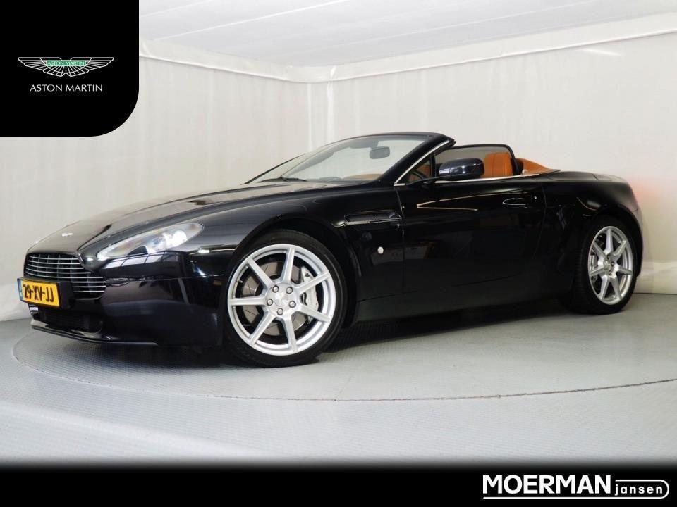 Aston martin V8 vantage Roadster 4.3 v8 automaat direct rijden!