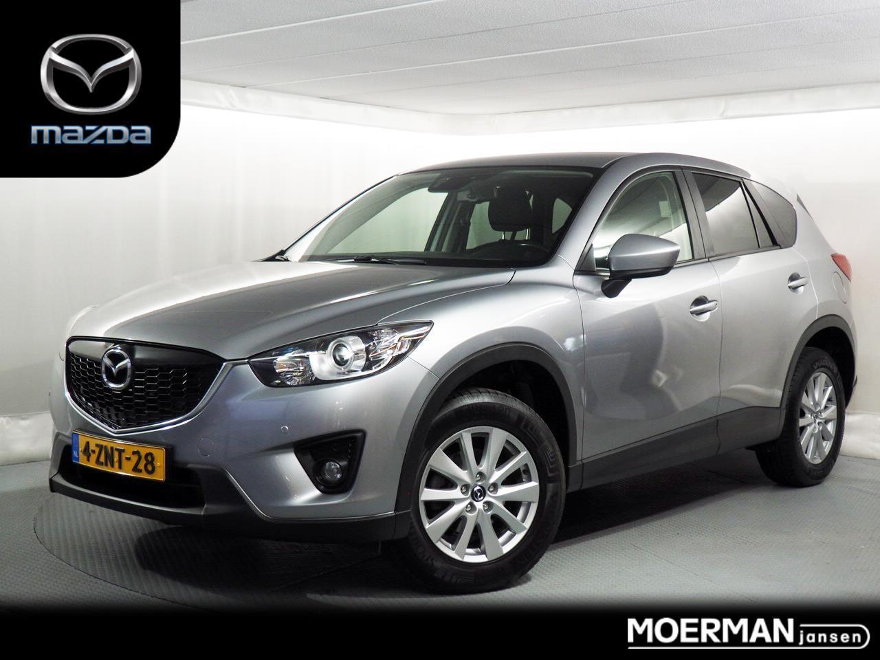 Mazda Cx-5 2.0 ts+ / 1ste eigenaar / trekhaak / parkeersensoren achter / dealeronderhouden