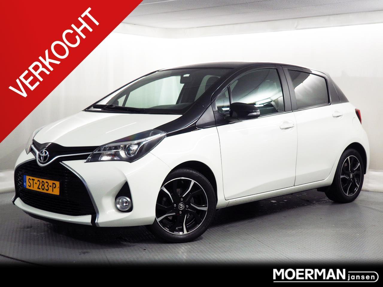 Toyota Yaris 1.0 vvt-i trend verkocht