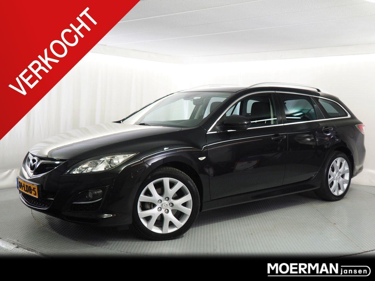Mazda 6 Sportbreak 2.0 sportbreak verkocht