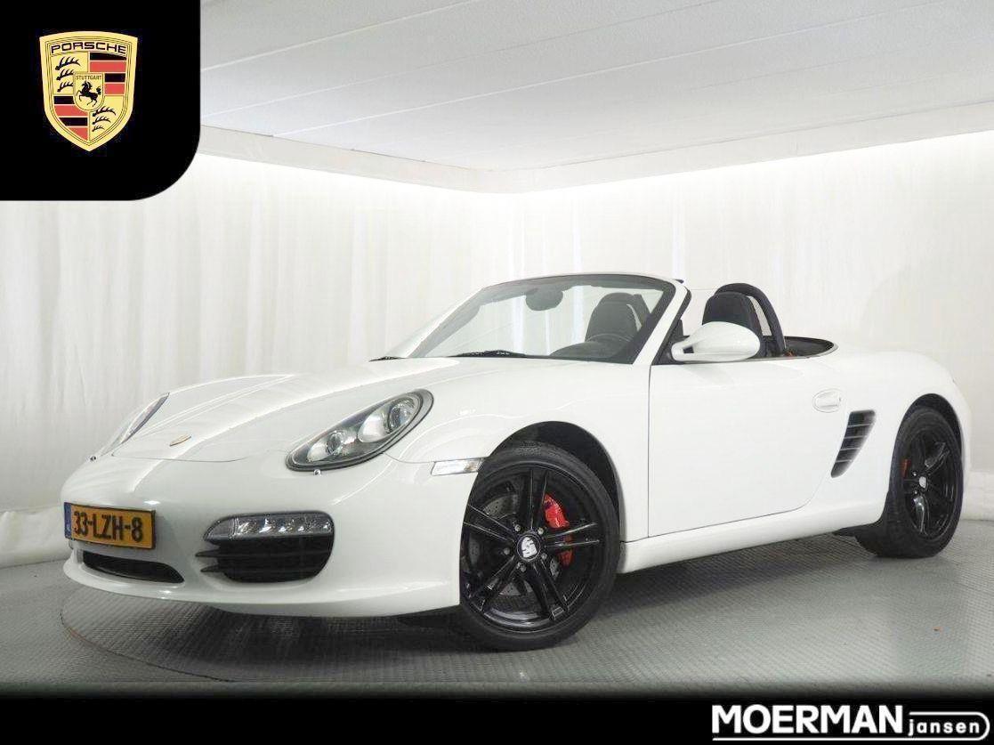 Porsche Boxster S 3.4 pdk /  310 pk / lederen interieur / navigatie / windscherm / historie bekend / nl auto