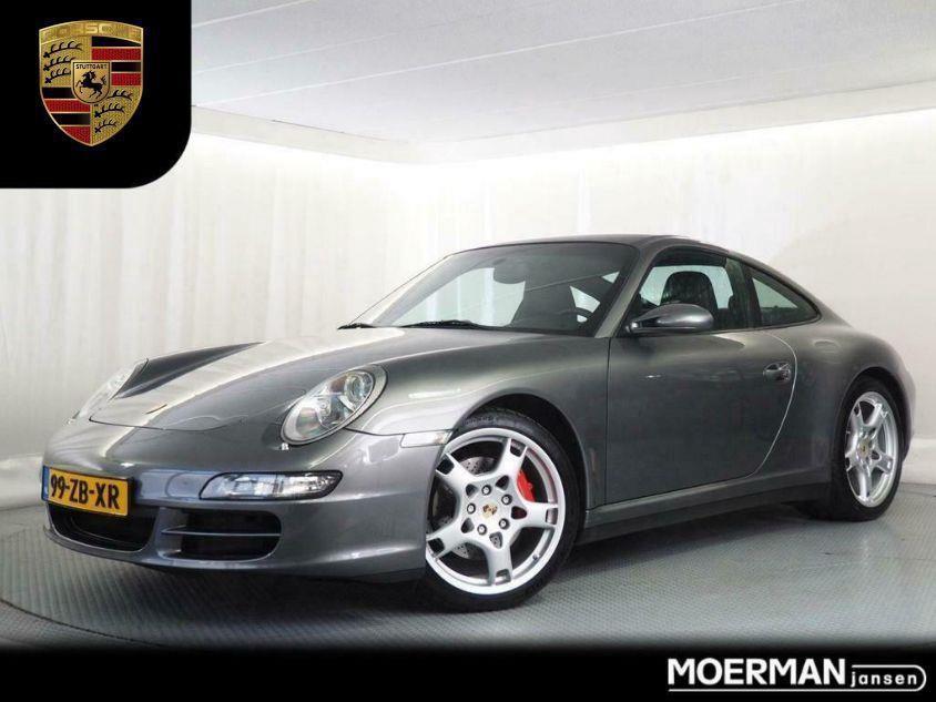 Porsche 911 3.8 carrera 4s automaat / nederlandse auto incl. historie / 355 pk /