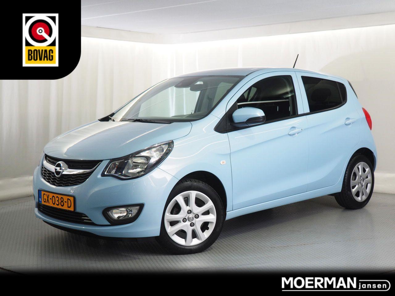 Opel Karl 1.0 ecoflex edition 5-drs / hoge instap / 1e eigenaar / airco / dealer onderhouden / winterpakket / parkeersensoren