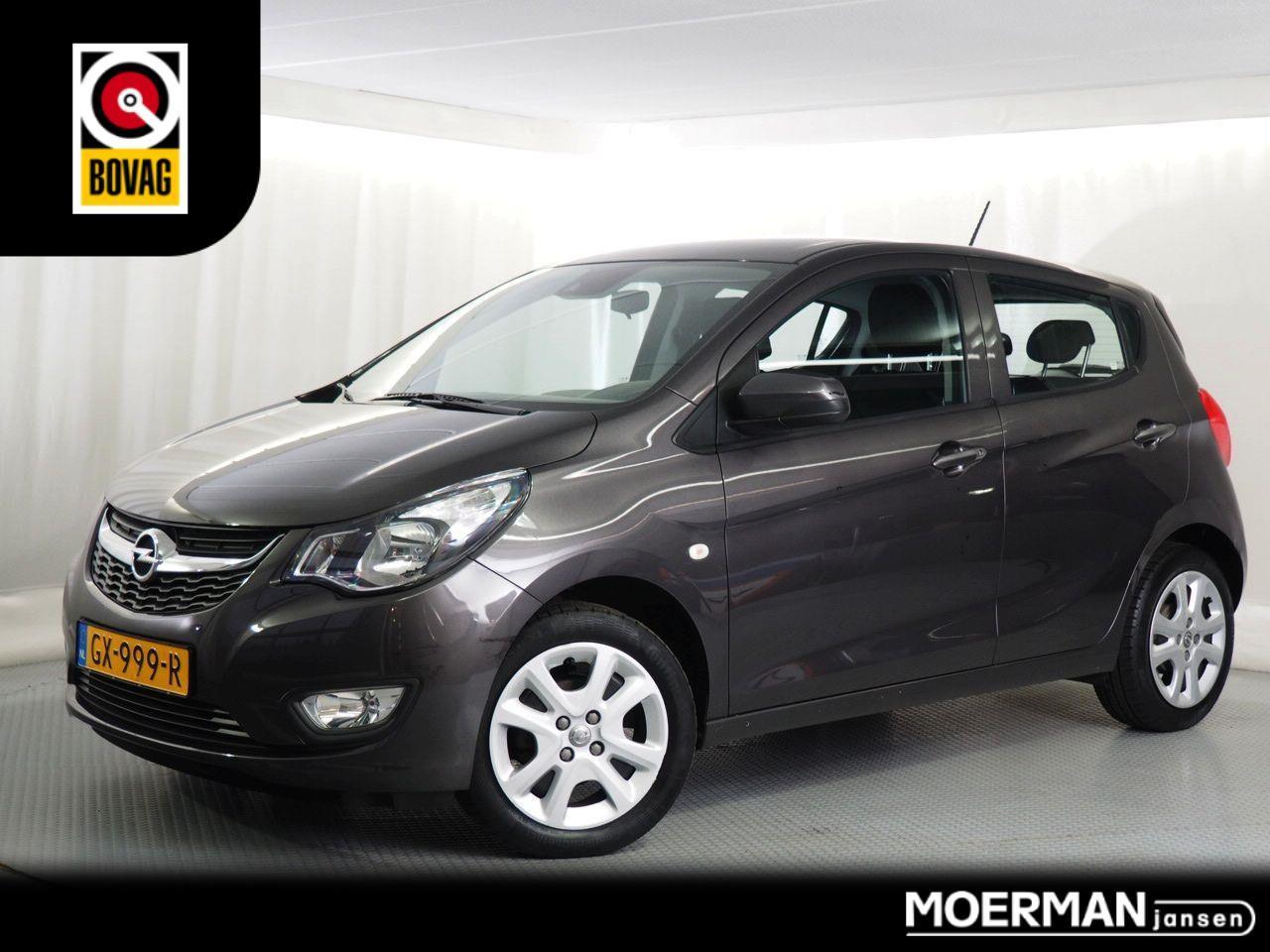 Opel Karl 1.0 ecoflex edition edition plus / 1e eigenaar / hoge instap / 49.000km / dealeronderhouden /