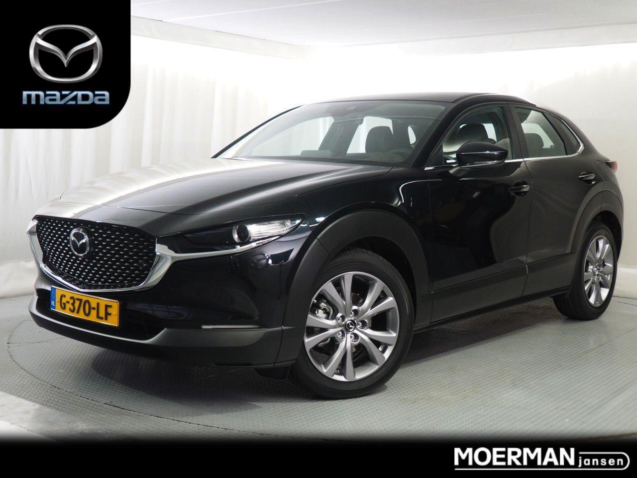 Mazda Cx-30 2.0 skyactiv-x comfort / demo / leder / automaat / 180pk / nieuwste model
