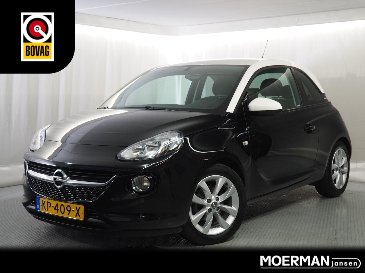 Opel Adam 1.0 turbo jam favourite 1e eigenaar / dealer onderhouden