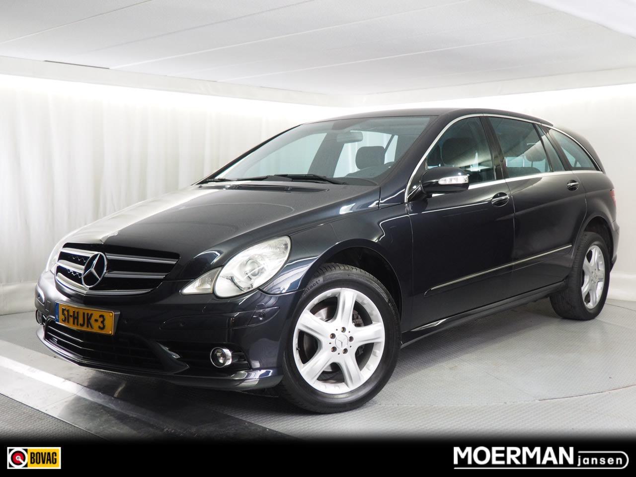 Mercedes-benz R-klasse 350 lang / automaat / leder / 6-persoons / trekhaak / parktronic