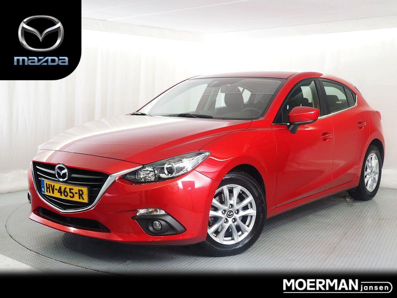 Mazda 3 2.0 ts / navigatie / dealerauto / parkeersensoren / 61.000km