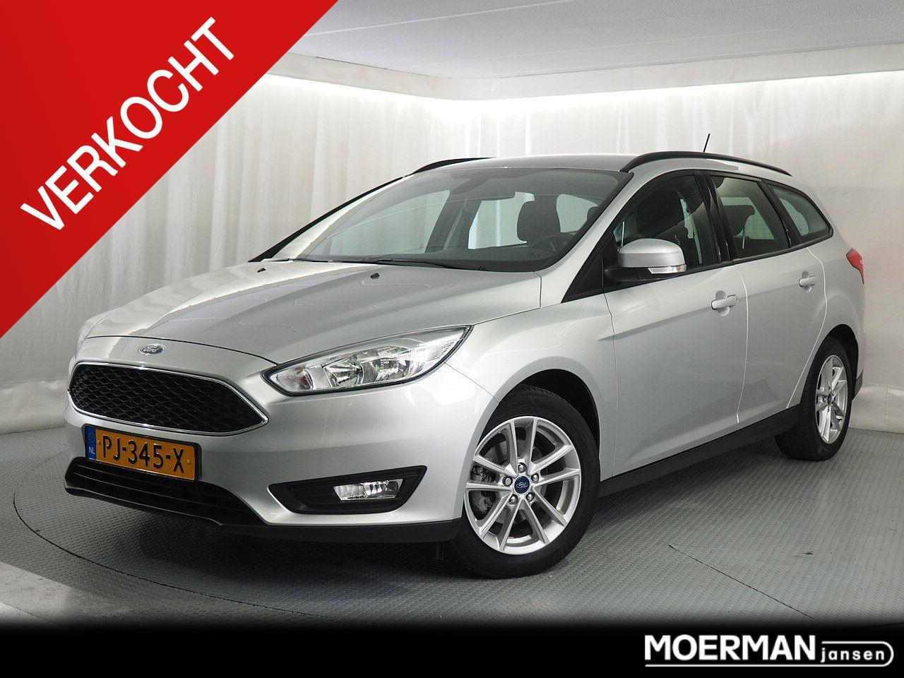 Ford Focus Wagon 1.0 edition verkocht