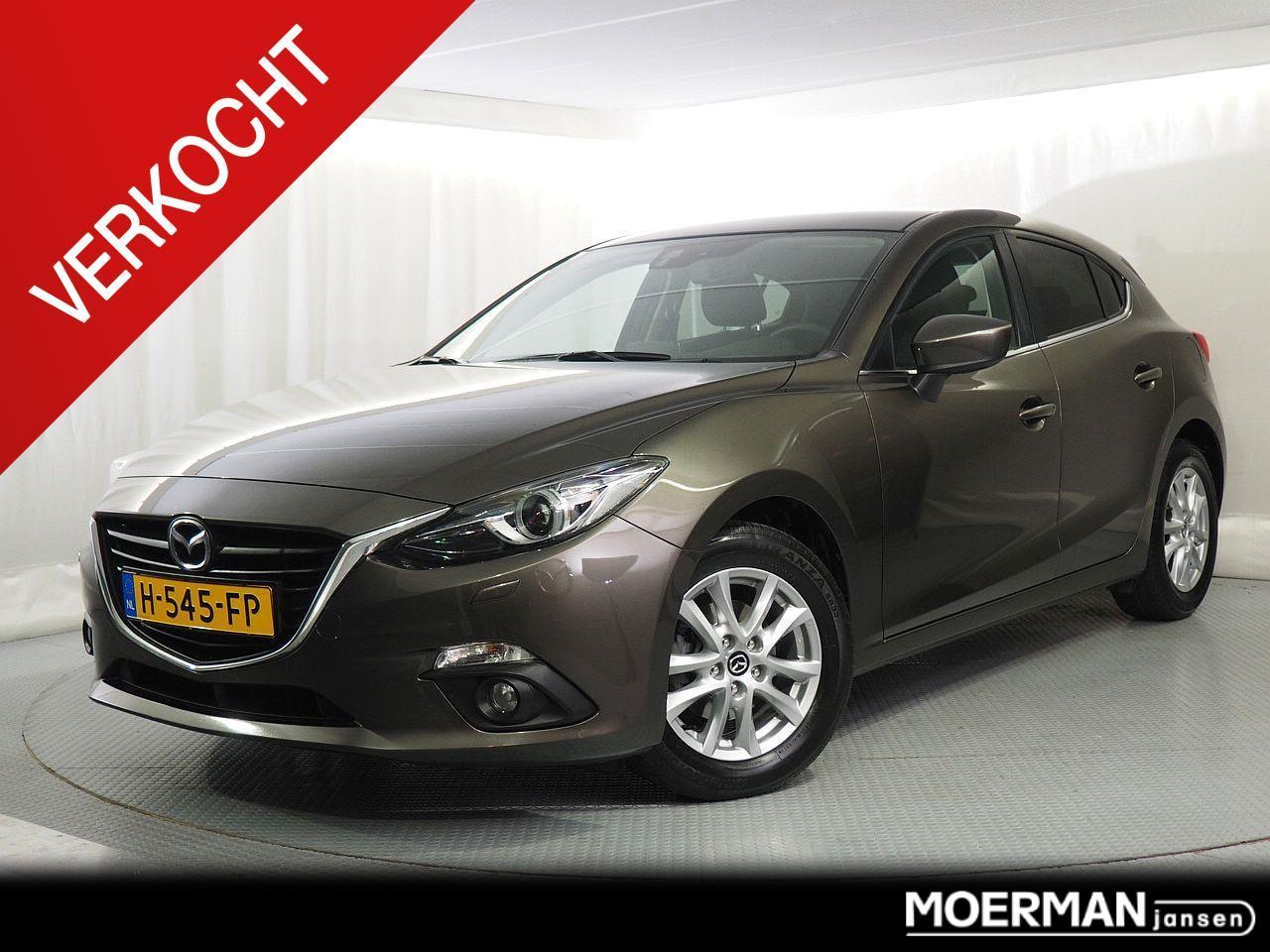 Mazda 3 1.5 ts+ verkocht