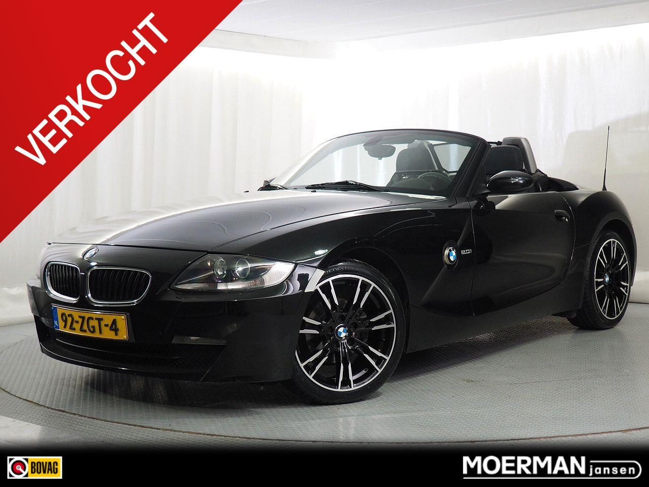 Bmw Z4 Roadster 2.0i executive verkocht