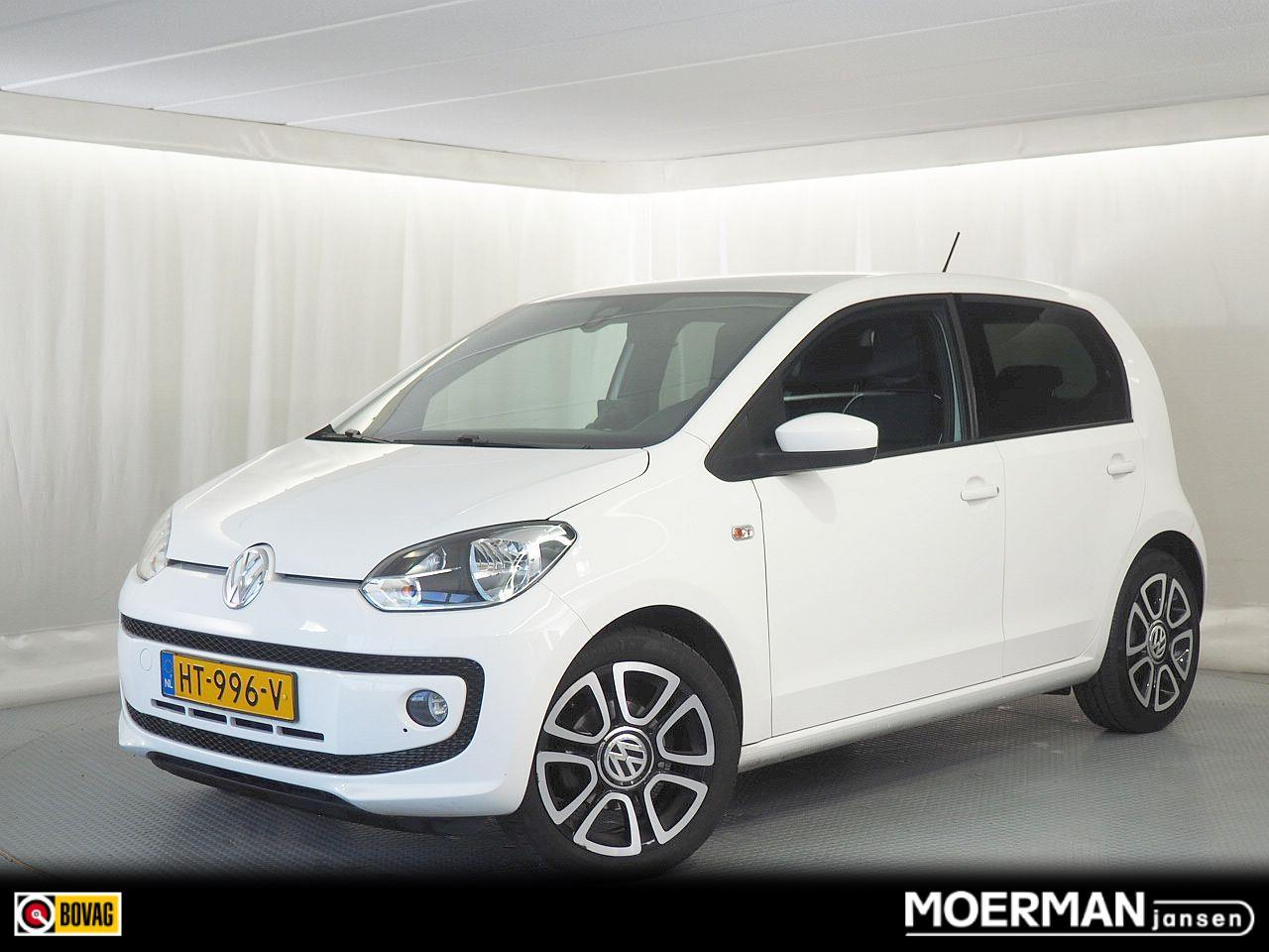 Volkswagen Up! 1.0 high up! bluemotion / automaat / navigatie / leder / 1e eigenaar