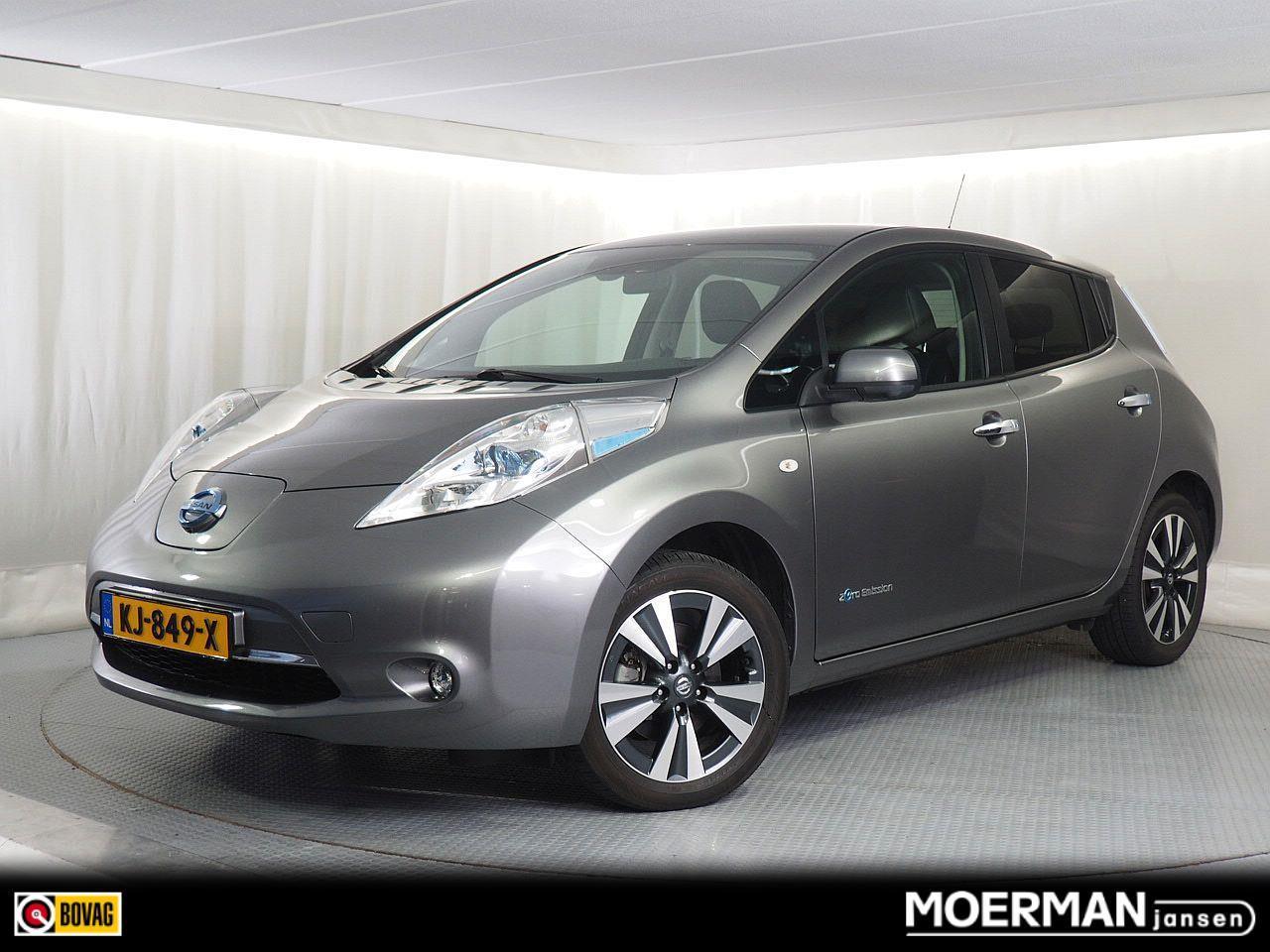 Nissan Leaf Tekna / leder / navigatie / 360 camera / dealer auto / bose installatie