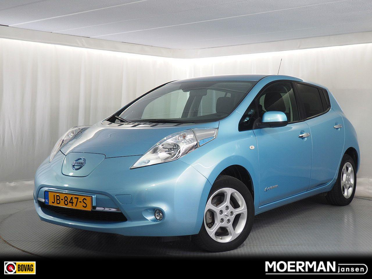 Nissan Leaf Acenta / navigatie / camera / 1e eigenaar / voll. historie / nl auto / ex btw