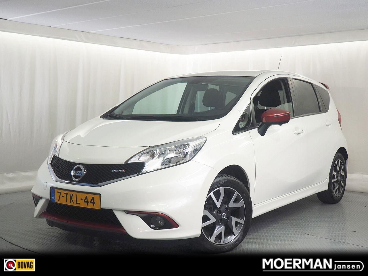 Nissan Note 1.2 connect edition nismo style / nismo style / navigatie / camera / nl auto / 80.000km