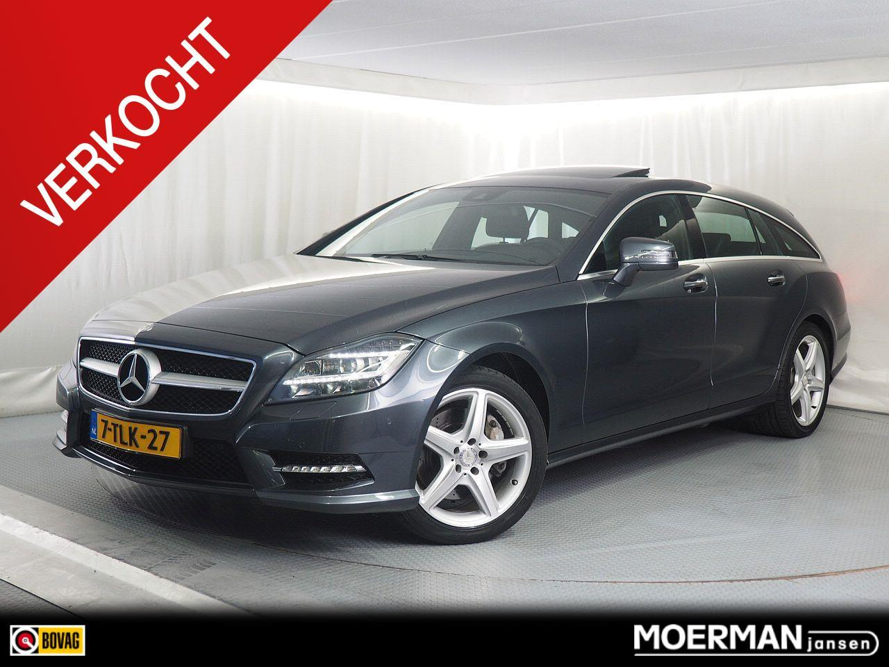 Mercedes-benz Cls-klasse Shooting brake 350 luxury verkocht