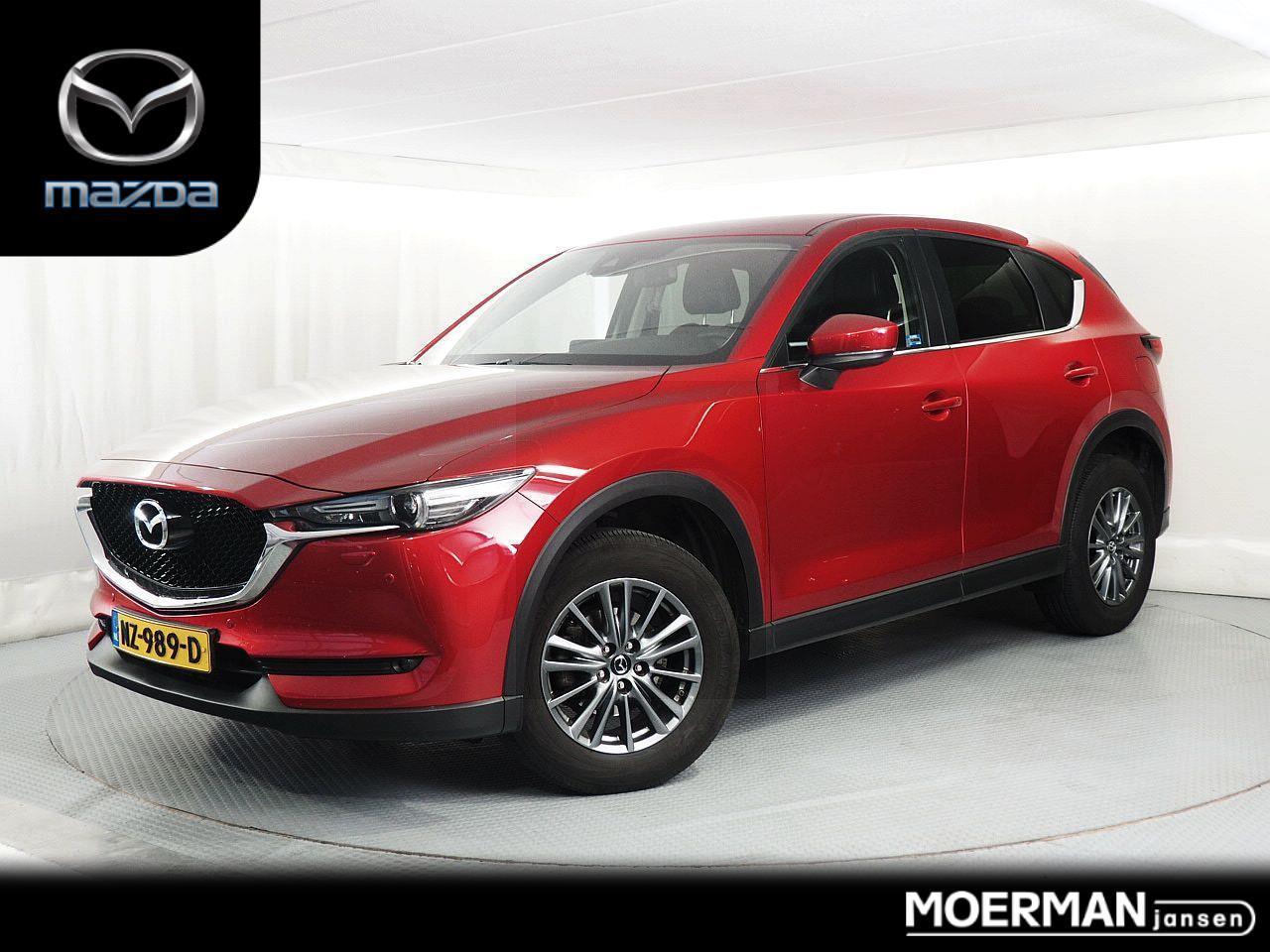 Mazda Cx-5 2.0 gt / 1e eigenaar / dealer onderhouden / leder / navigatie