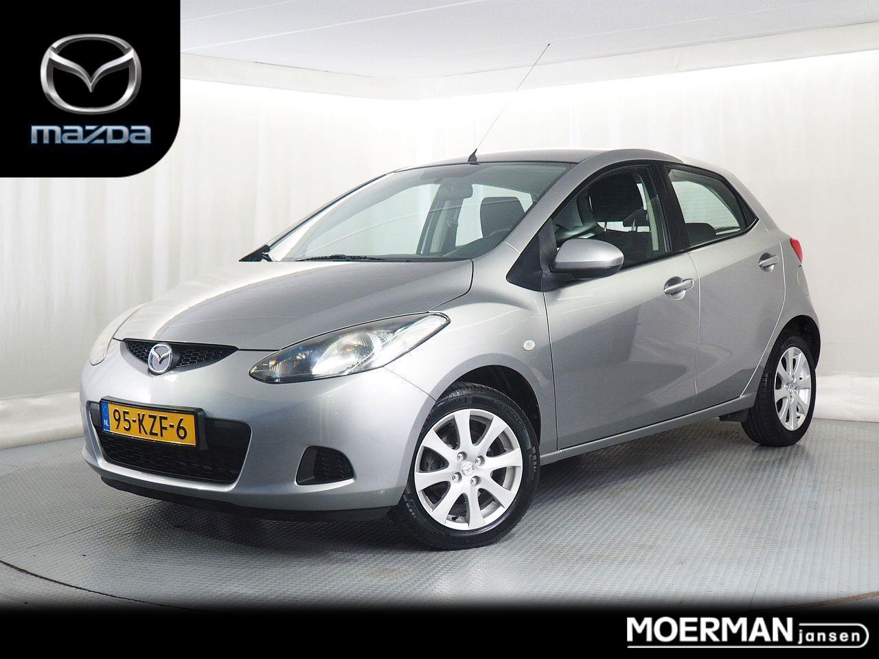 Mazda 2 1.3 ts / airco / 5 deurs / dealer onderhouden