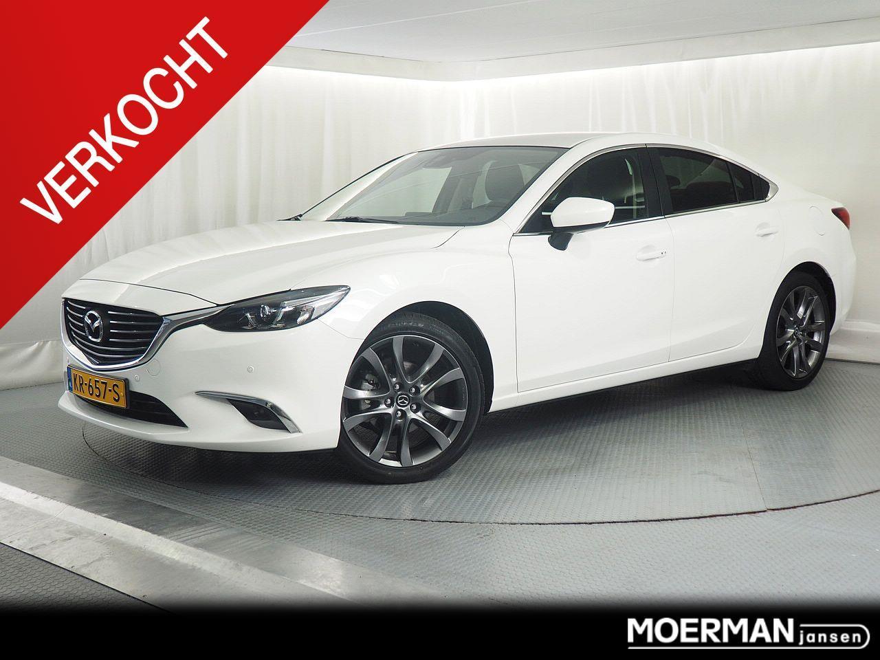 Mazda 6 2.0 gt verkocht