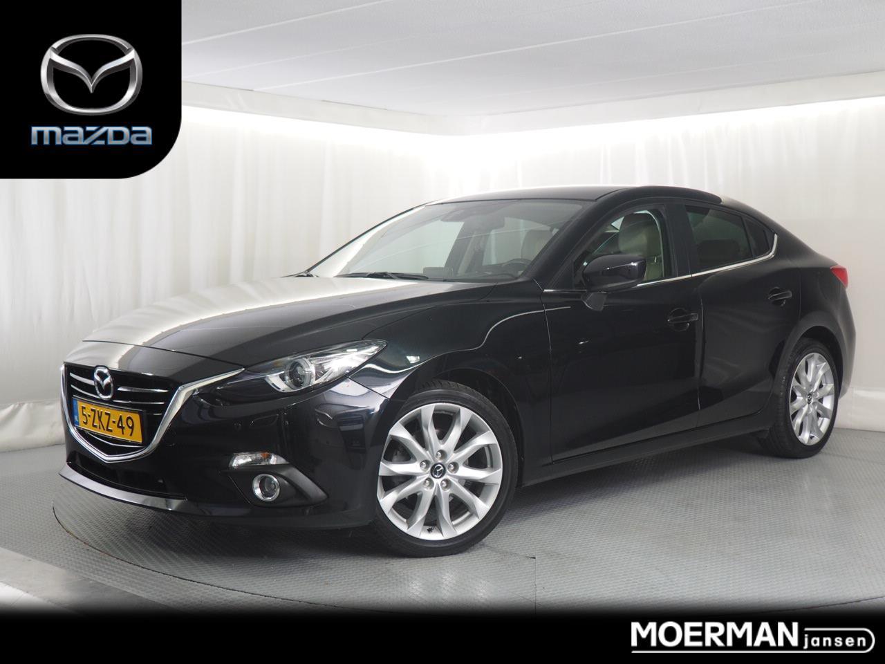 Mazda 3 2.0 gt-m verkocht