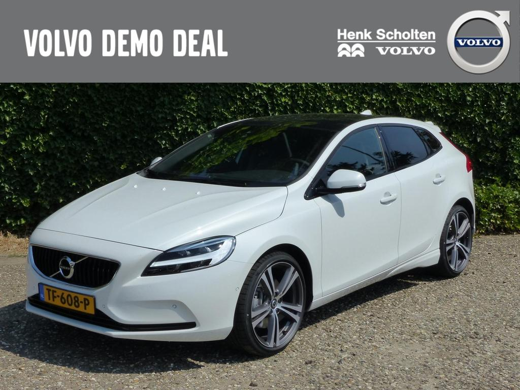 "Volvo V40 T3 gt dyn. edition, 19"" artio, exterior styling pack, parelmoer"