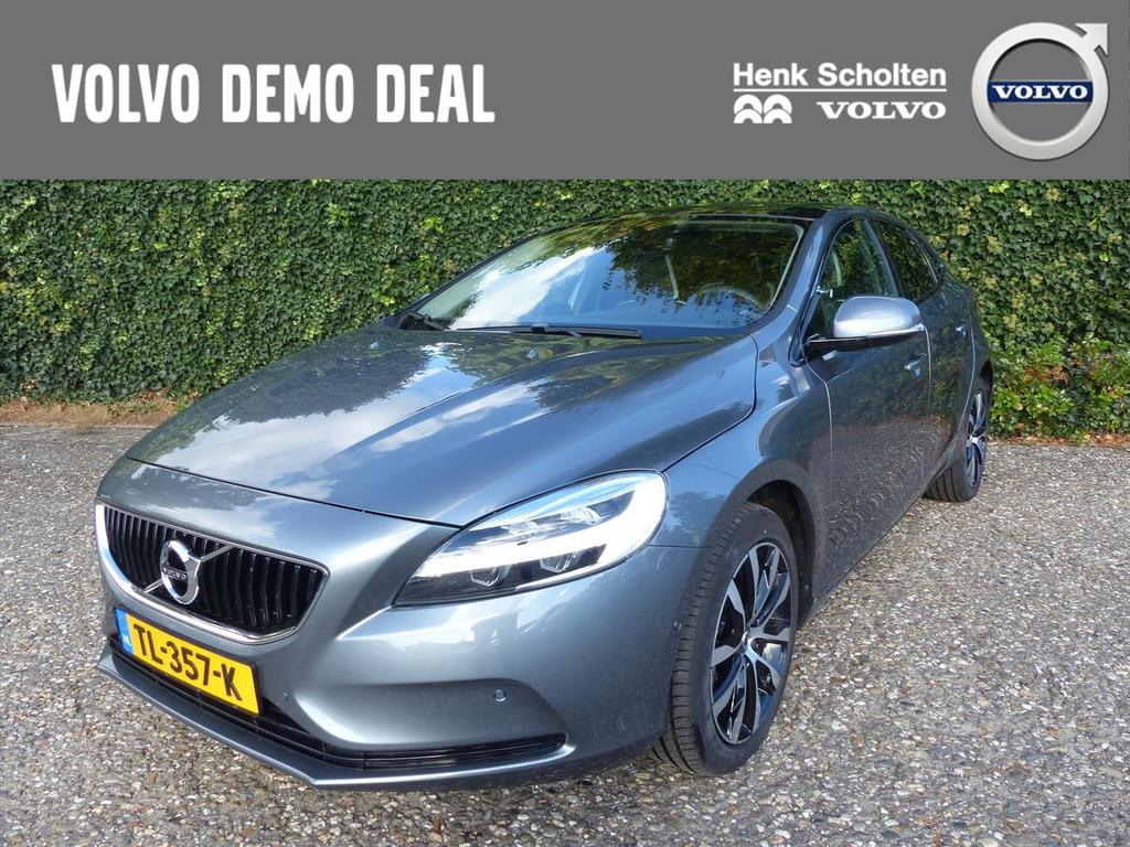 Volvo V40 2.0 t3 152pk dynamic edition, navi, park assist, led
