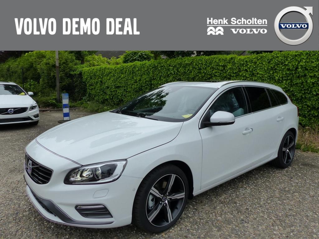 Volvo V60 T4 geartronic bus sport luxury/scan/intellisafe pro line