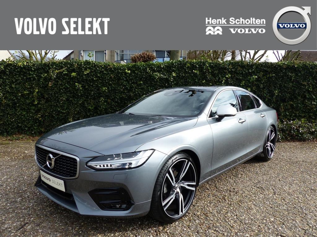 "Volvo S90 D3 gt r-design 21"" exterieur styling, adaptive cruise"