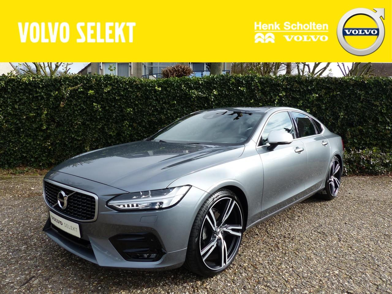 """Volvo S90 D3 gt r-design 21"""" exterieur styling, adaptive cruise"""