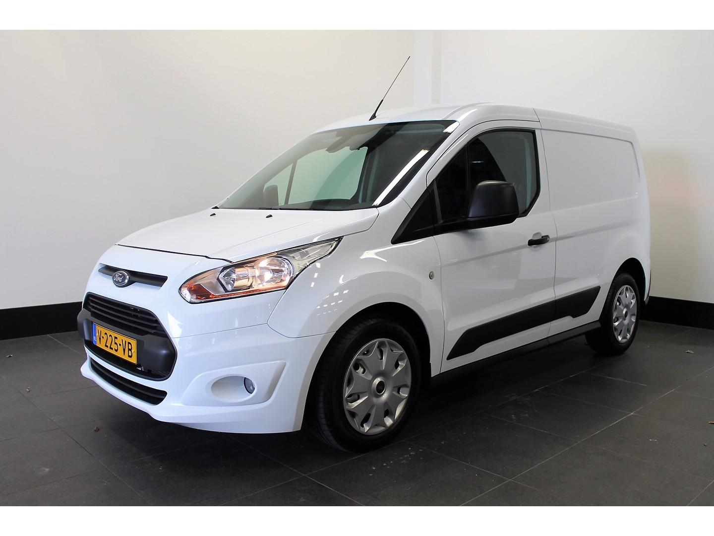 Ford Transit connect 1.6 tdci trend - airco - € 7.750,- ex.