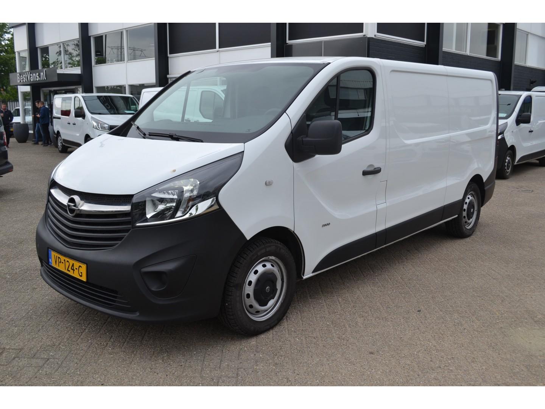 Opel Vivaro 1.6 cdti l2h1 koelwagen 0°c - airco - navi € 17.950,- ex.