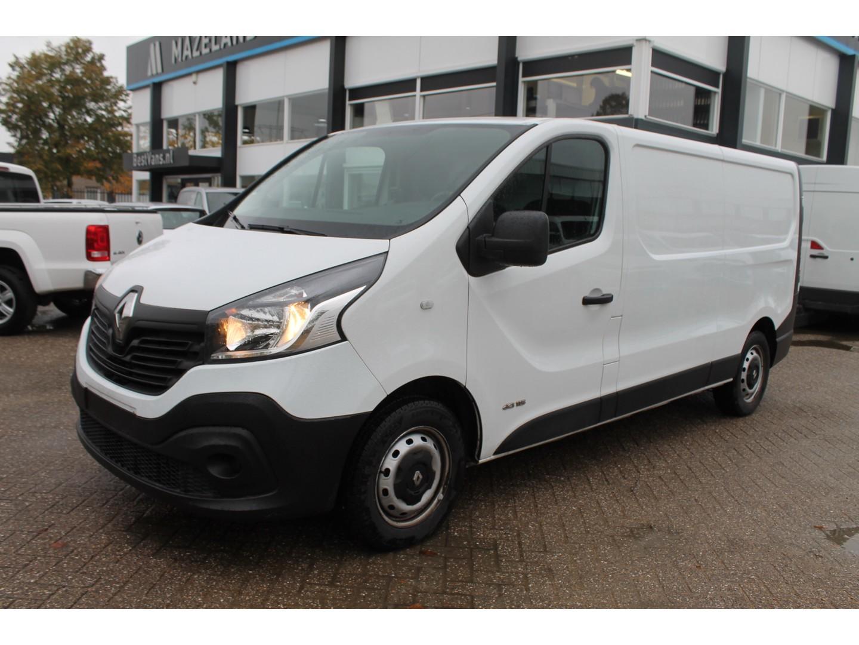 Renault Trafic 1.6 dci 115pk l2h1 - airco - pdc - € 11.900,- ex.