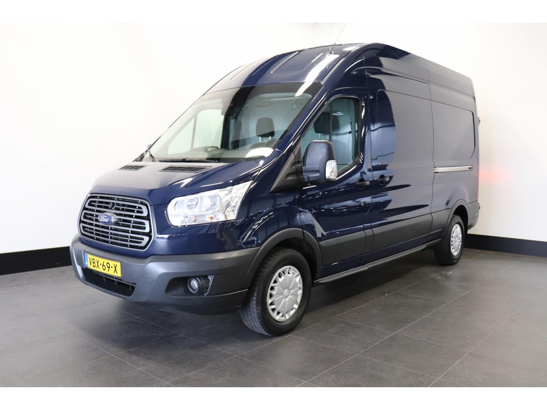 Ford Transit 350 2.2 tdci l3h3 - airco - navi - cruise - €  12.500 ex.