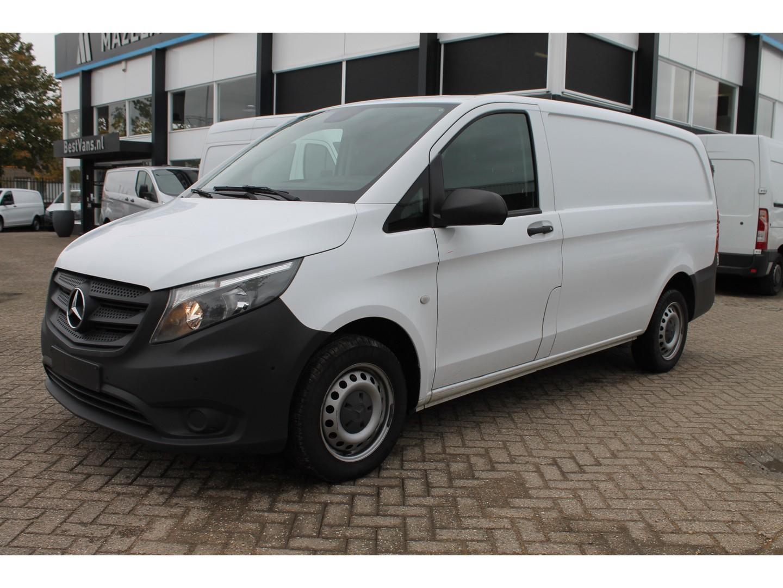 Mercedes-benz Vito 114 cdi xl automaat - airco - navi - cruise - € 15.950,- ex.