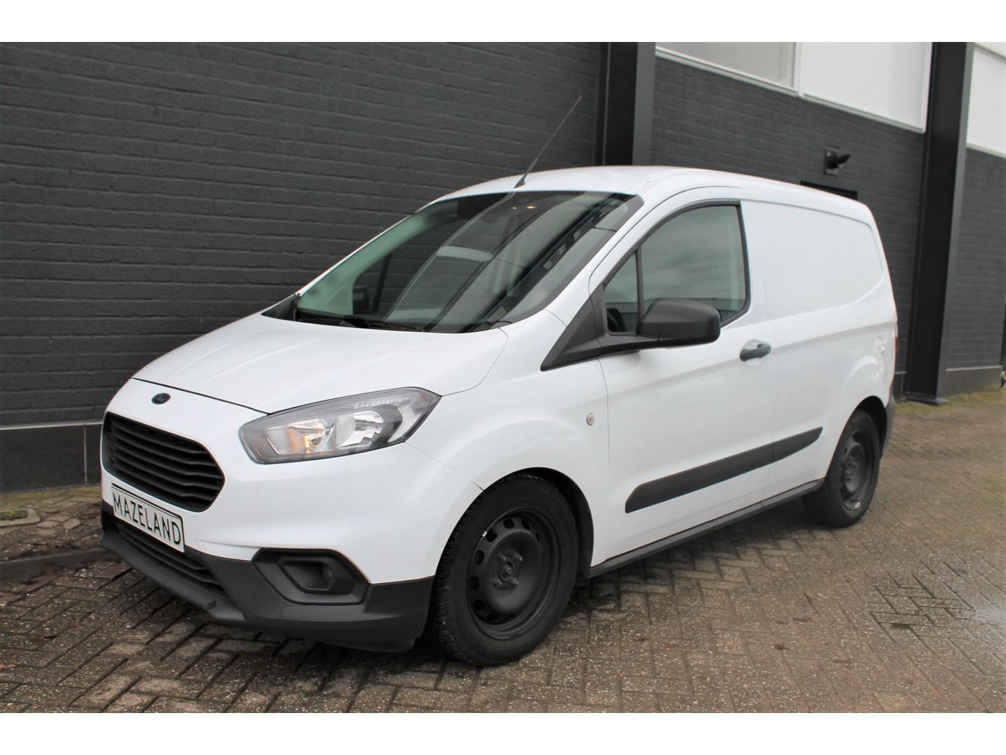 Ford Transit courier 1.5 tdci - airco - navi - pdc - € 7.750,- ex.